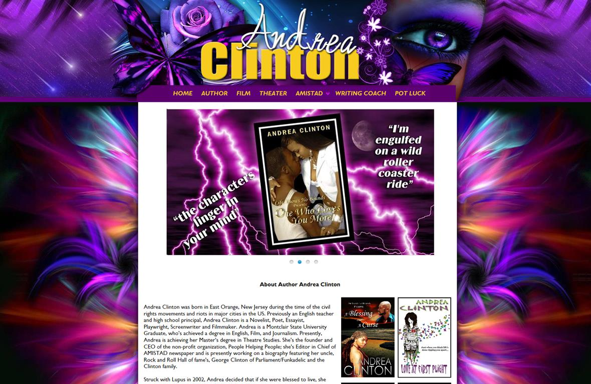 Author Services Website Creation by Kathleen's Graphics author Kathleen J. Shields